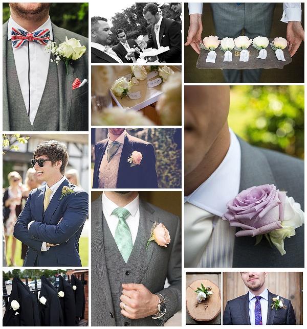 passion for flowers wedding florists buttonholes