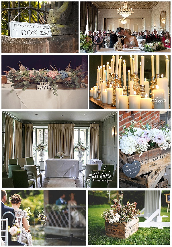 passion for flowers wedding florists ceremny flower ideas