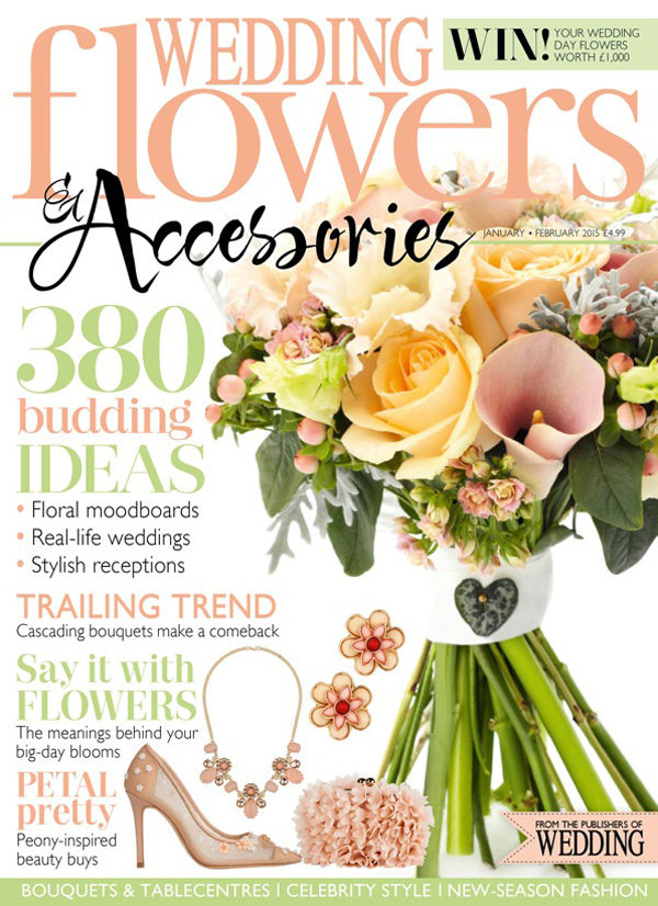 passion for flowers wedding flowers and accessories magazine