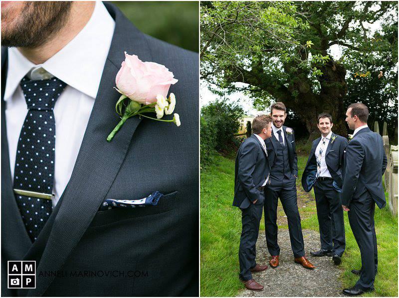 Iscoyd-Park-Wedding-Flowers-rose-button-holes