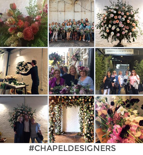CHAPEL DESIGNERS LONDON