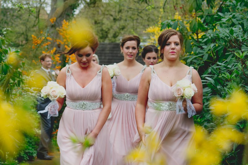 bridesmaids-bouquets-hampton-manor-wedding-flowers