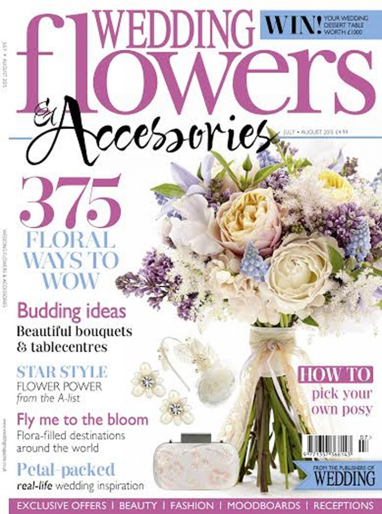 featured in wedding flowers magazine passion for flowers. Black Bedroom Furniture Sets. Home Design Ideas