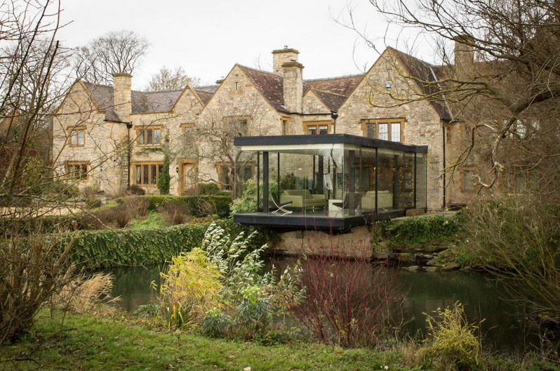 the moat house dorsington wedding venue - winter wedding december