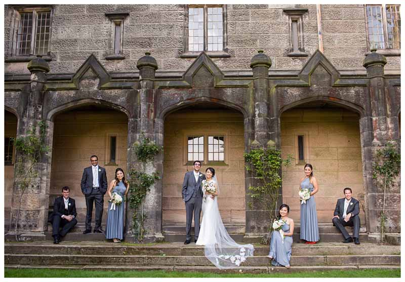 Weddings at The Heath House - florist Passion for Flowers @kmorganflowers (2)