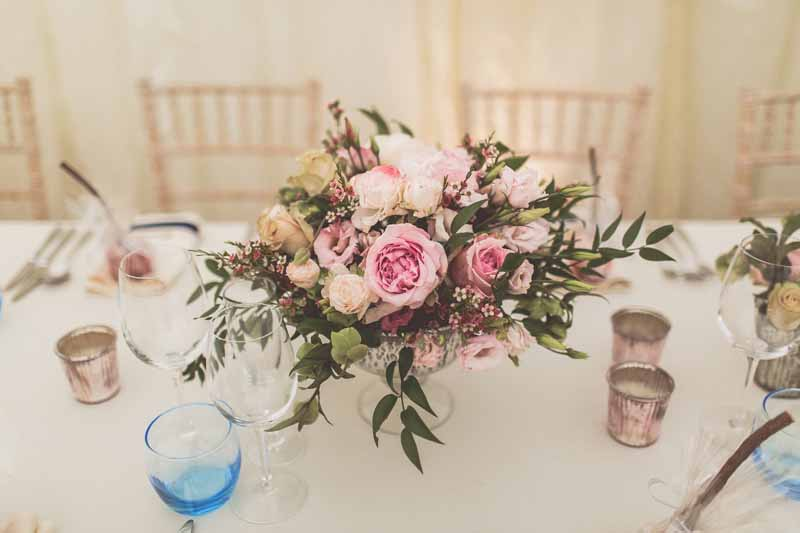Elegant wedding centrepieces for Autumn wedding - flowers by Passion for Flowers @kmorganflowers (2)