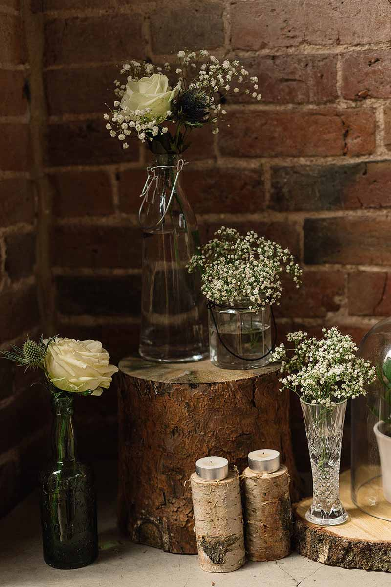Rustic-Luxe-Wedding-Styling-at-Shustoke-Farm-Barns-Wedding-Florist-Stylist-Passion-for-Flowers-@kmorganflowers