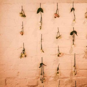 creating a flower wall backdrop for wedding passion for flowers @kmorganflowers