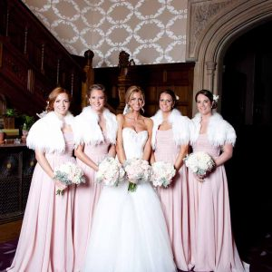 Hampton Manor wedding florist