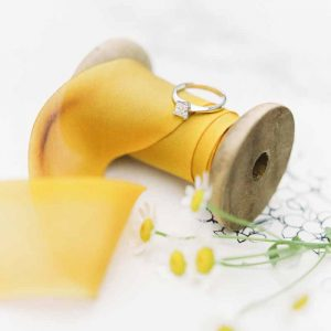 Mustard yellow wedding colours