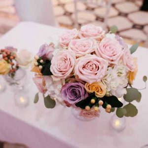 blush-pink-and-purple-roses-for-wedding-ceremony-table-compton-verney-by-passion-for-flowers
