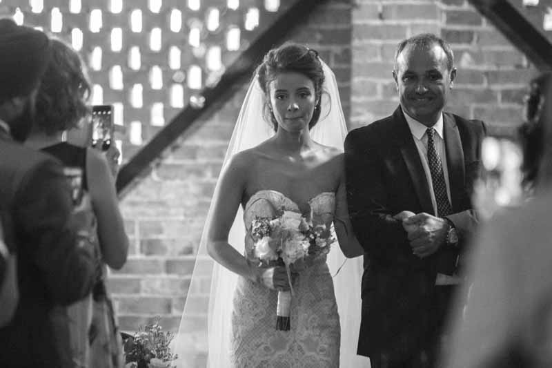 bride-at-shustoke-farm-barns-wedding-ceremony