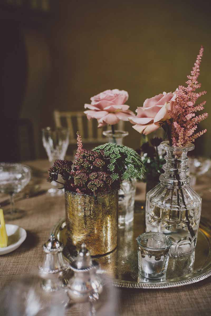 crystal-glass-vases-and-silver-wedding-centrepieces-at-sudeley-castle-by-passion-for-flowers-4