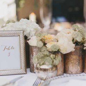 gold-bronze-vases-wedding-centrepieces-hampton-manor-wedding-florist-passion-for-flowers-10