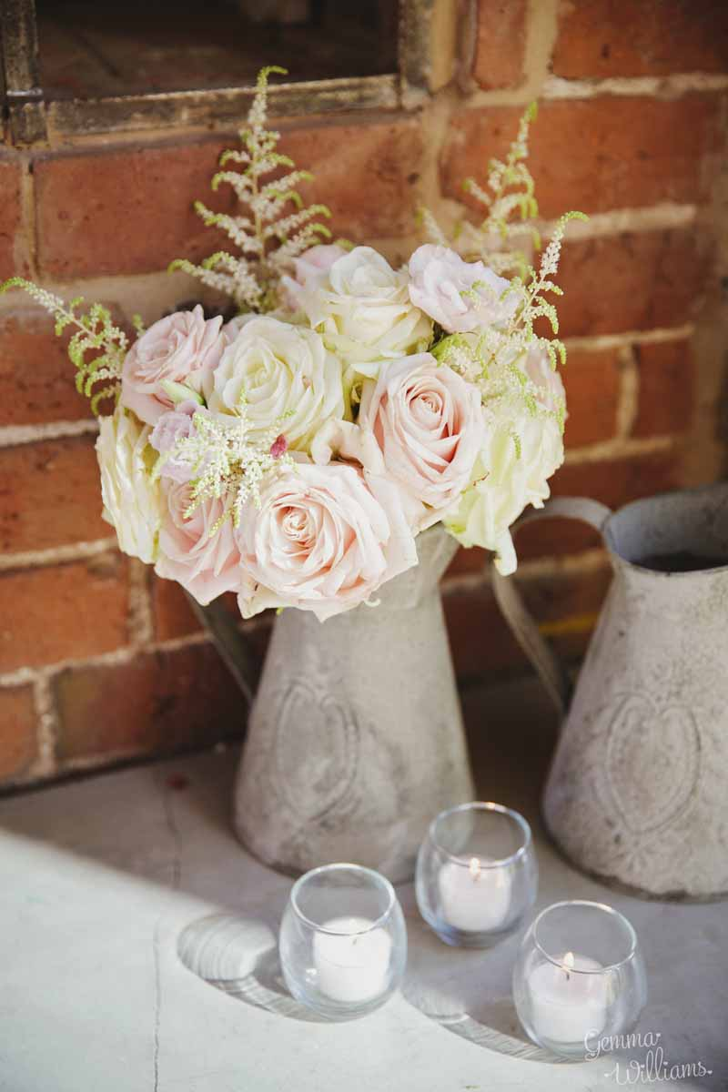 Leave-jugs-of-water-at-your-wedding-venue-to-put-bouquets-in-when-you-are-not-holding-them-to-keep-them-fresh