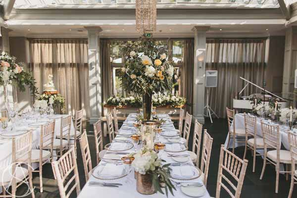 talll-centrepieces-bronze-and-peach-hampton-manor-wedding-florist-passion-for-flowers-3