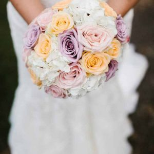 pink-purple-peach-roses-wedding-bouquets-by-passion-for-flowers