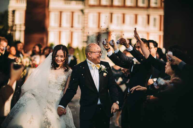 confetti-throwing-at-knowsley-hall-wedding-2