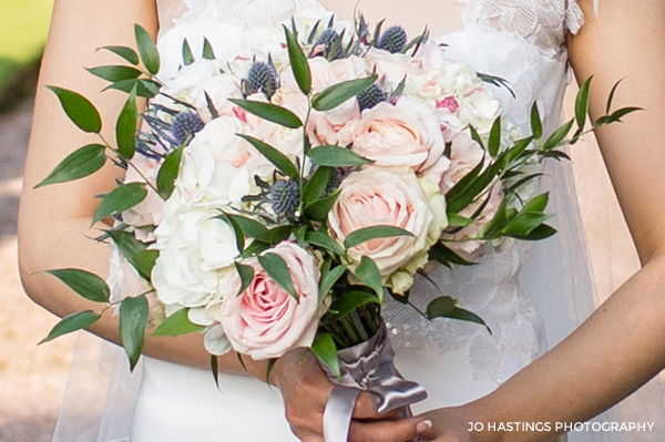 Timeless Elegant Wedding Flowers Workshop by Passion for Flowers