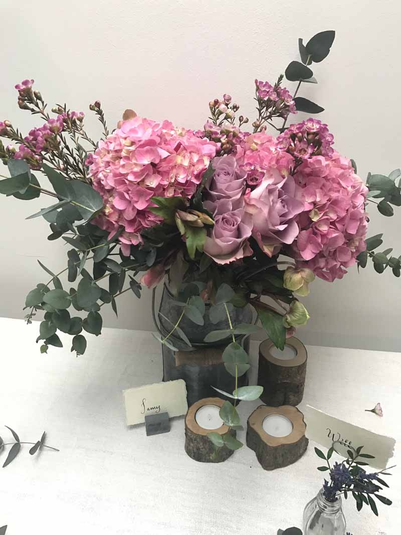 Wedding Flowers Workshops by Passion for Flowers Warwickshire Midlands (30)