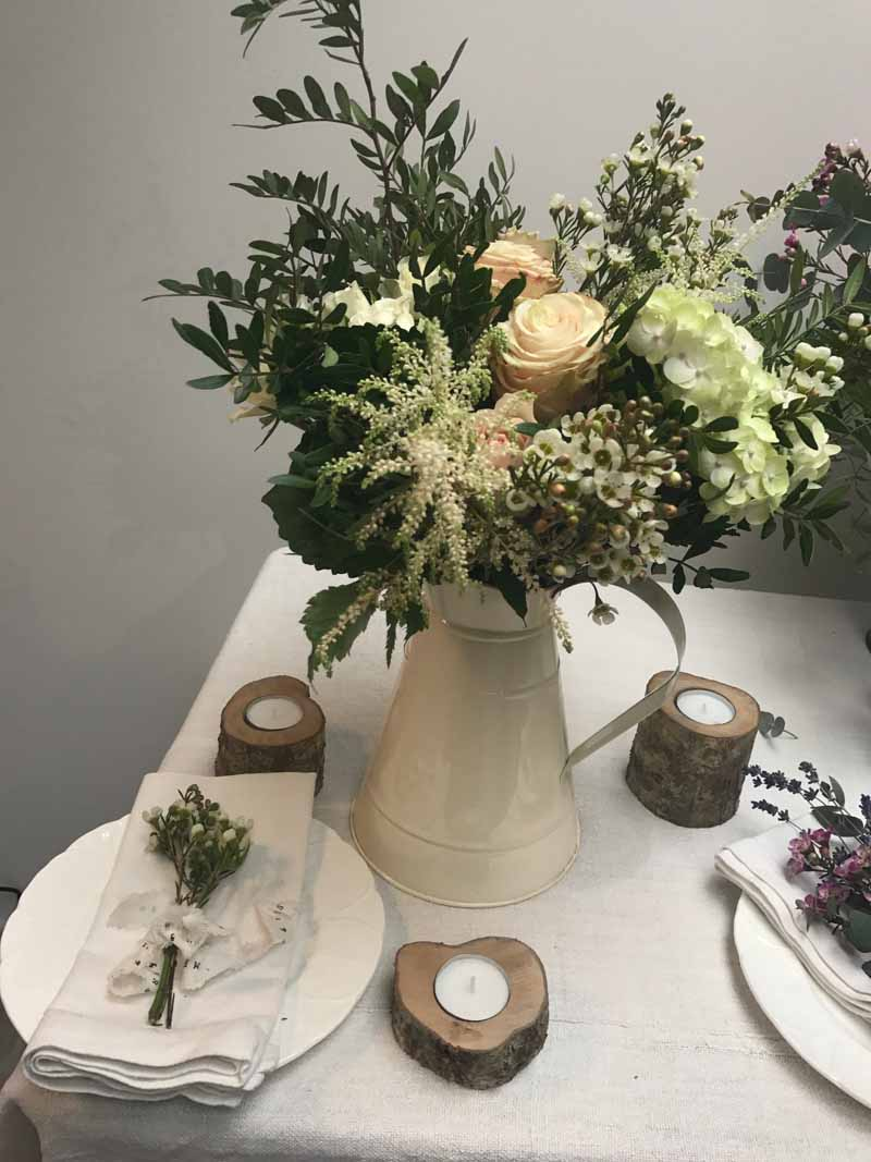 Wedding Flowers Workshops by Passion for Flowers Warwickshire Midlands (32)