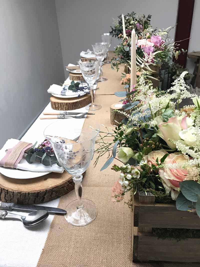 Wedding Flowers Workshops by Passion for Flowers Warwickshire Midlands (37)