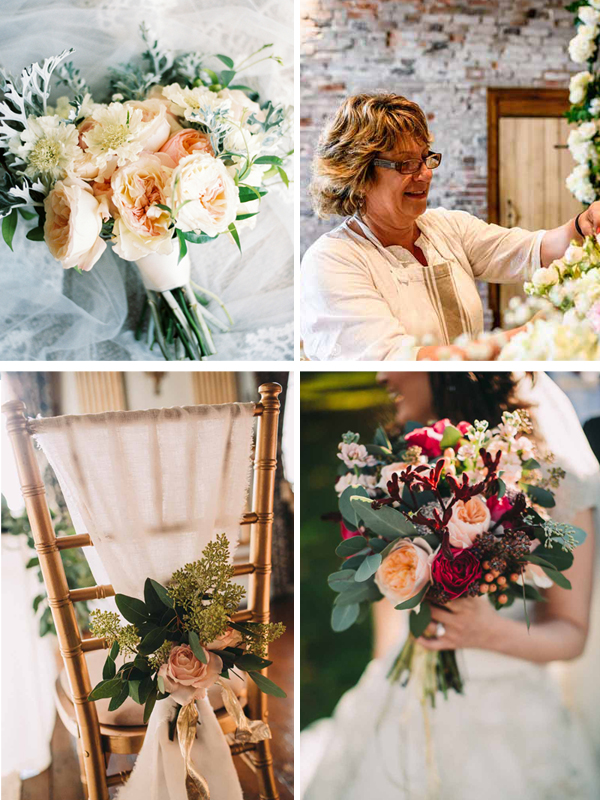1 to 1 florist course Karen Morgan Passion for Flowers