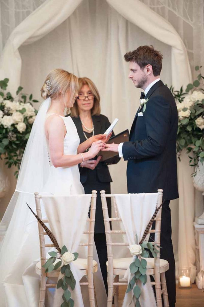 Hampton Manor Wedding Florist Passion for Flowers Wedding Ceremony Flowers