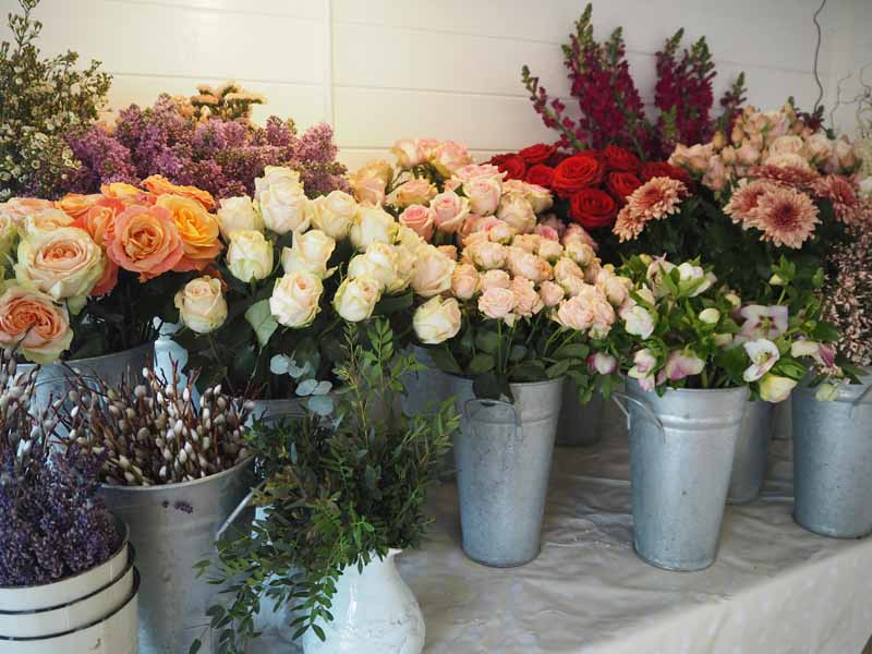 Passion for Flowers best Warwickshire west midlands wedding florist