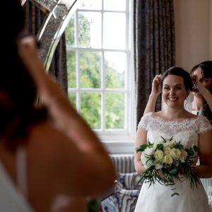 Passion for Flowers wedding florist Iscoyd Park Wrexham