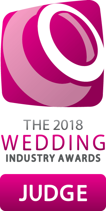 wedding industry awards judges logo
