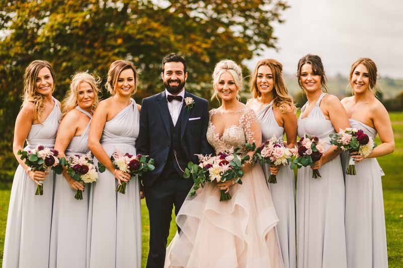 hayley paige wedding dress bouquet ideas Passion for Flowers
