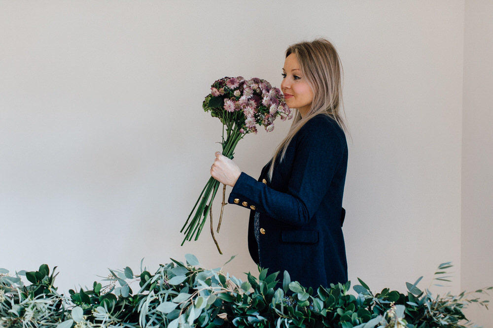 Astrantia wedding flowers