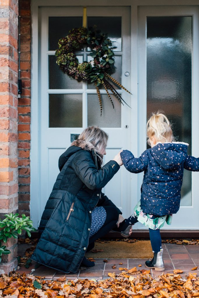 Joules Christmas Wreaths Passion for Flowers