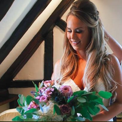 heather and stewart shustoke farm barns wedding