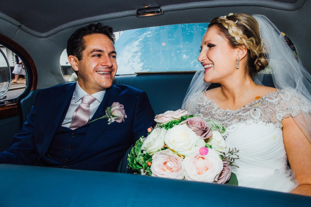 Katie and Adam Hampton Manor Wedding