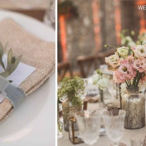 Long table wedding flowers Passion for Flowers