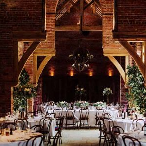Shustoke Farm Barns wedding florist Passion for Flowers
