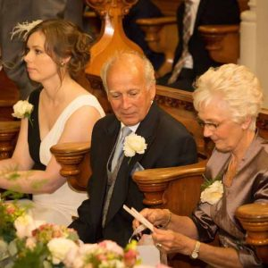 Stanbrook Abbey wedding flowers Passion for Flowers