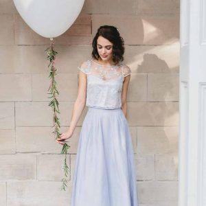 Coast bridesmaids dresses shoot Passion for Flowers wedding florist