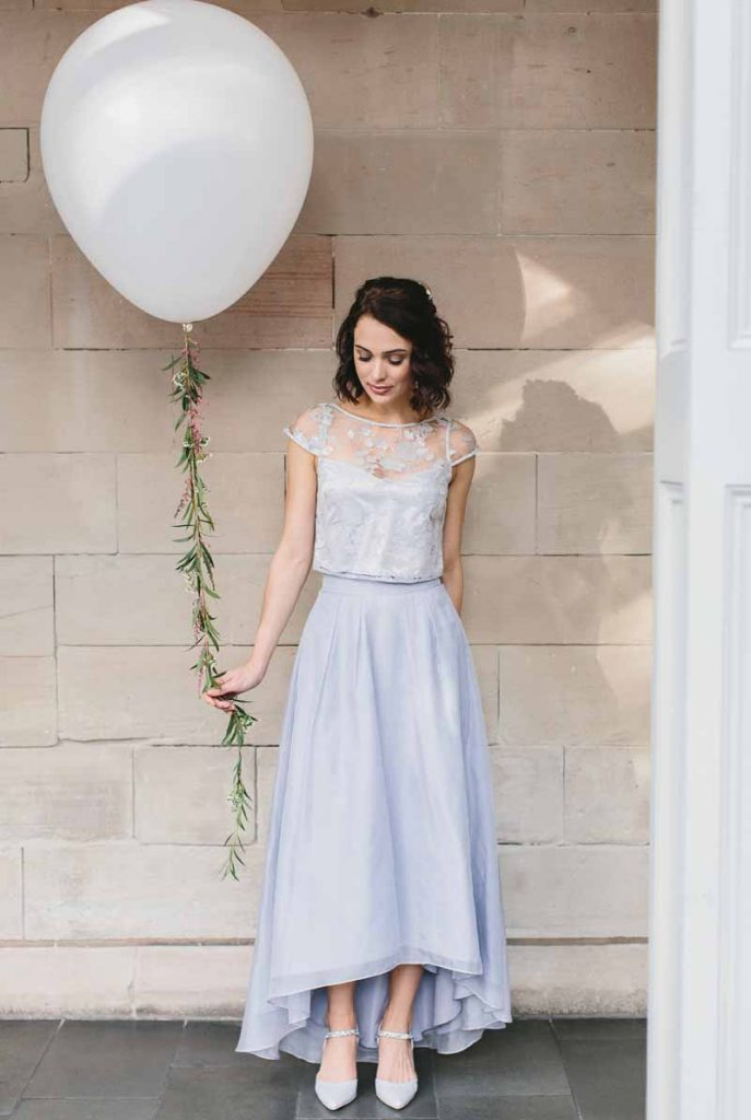 Coast bridesmaids dresses shoot Passion for Flowers wedding florist