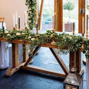 Mythe Barn Wedding Florist Passion for Flowers