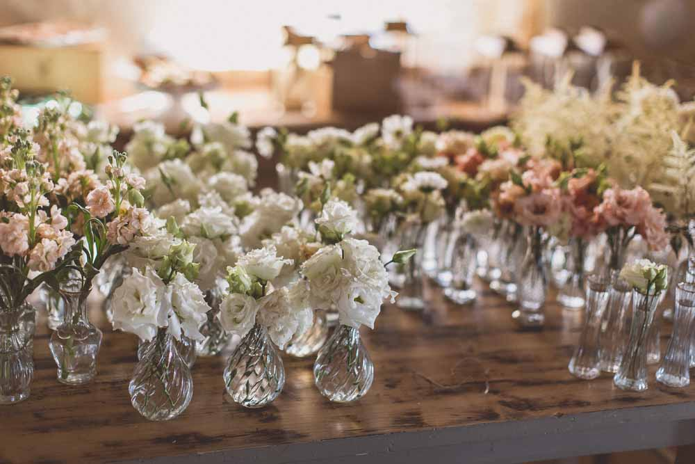 Rustic Hilltop Wedding Flowers Tuscany Italy Passion for Flowers Destination Wedding - Centrepiece Preparations Locanda In Tuscany