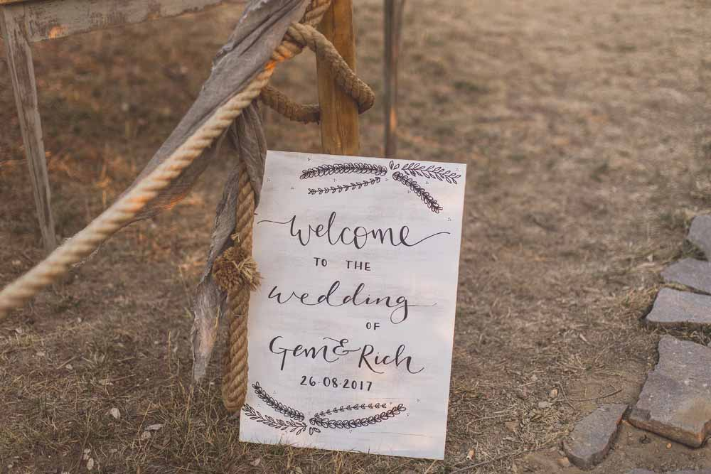 Welcome sign wedding, Locanda In Tuscany Destination Wedding Entrance