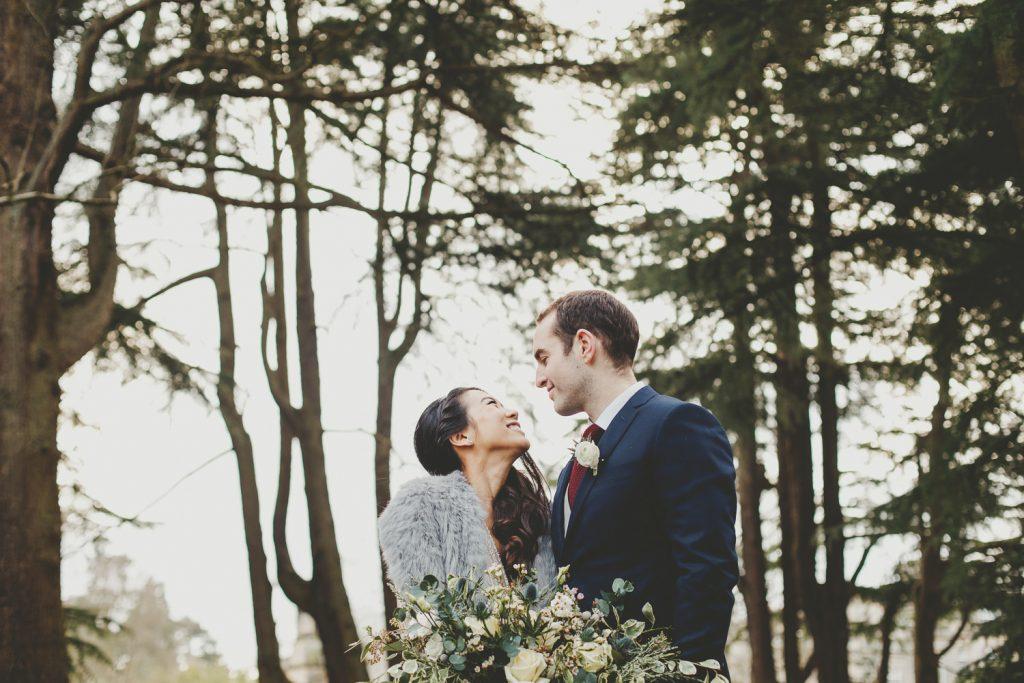 Hampton Manor wedding florist