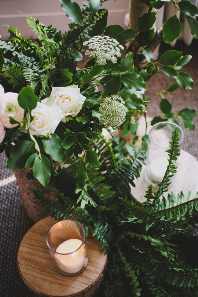 Hampton Manor Wedding Florist Passion for Flowers Rustic Ceremony Ideas