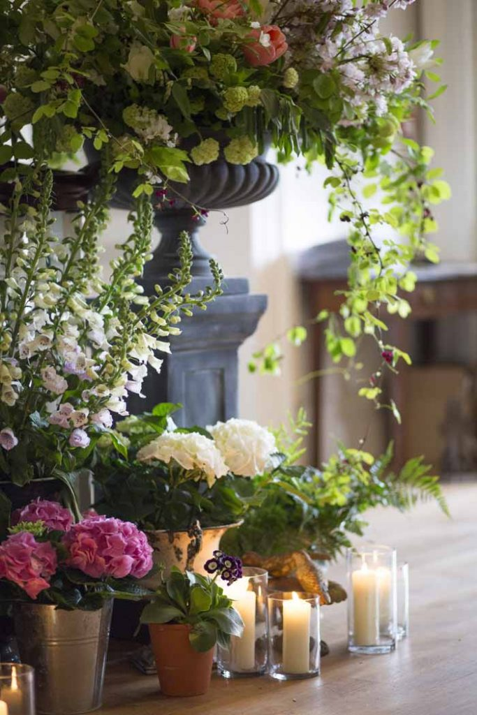 Barton Court Wedding Florist