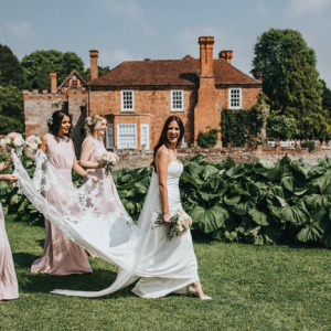 Birtsmorton Court wedding summer