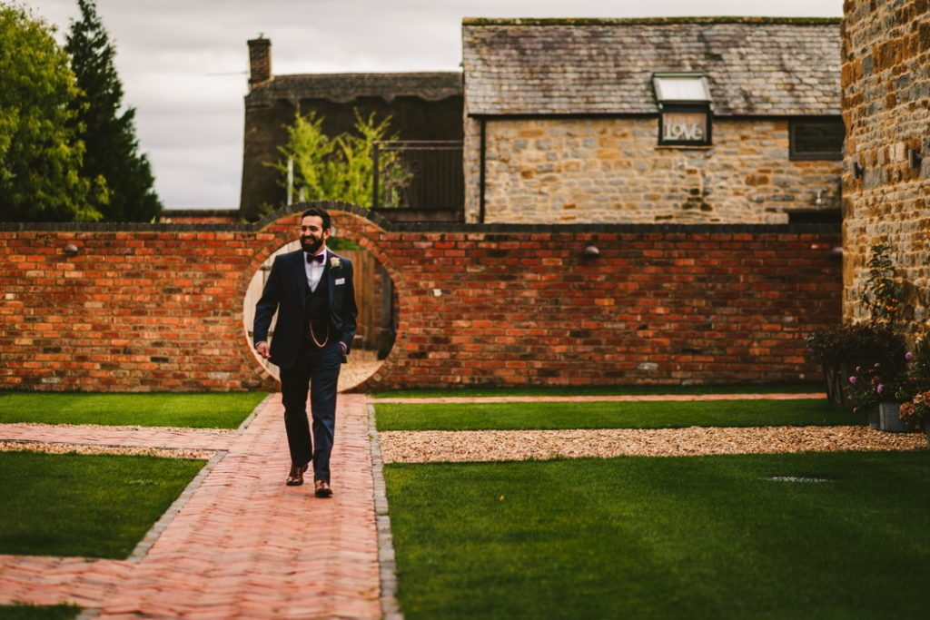 Blackwell Grange wedding