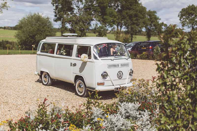 Blackwell Grange wedding transport ideas